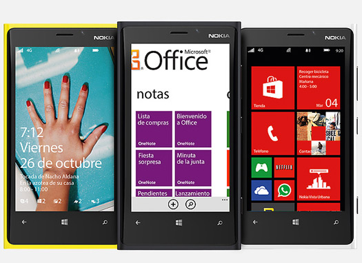 Nokia 920 en México con Windows Phone 8