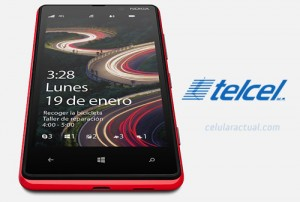 Nokia Lumia 820 ya en México con Telcel con Windows Phone 8
