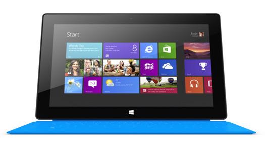 Microsoft Surface RT  en México
