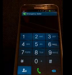 Video falla de seguridad en Galaxy Note II