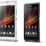 Sony Xperia SP y Xperia L son anunciados para México