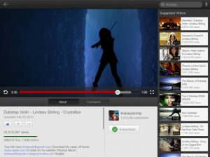 YouTube para iOS ahora con streaming en Smart TV, Xbox y PS3