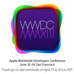 Apple anuncia conferencia WWDC 2013 10 de junio presenta iOS 7