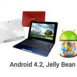 Asus Transformer Pad TF300T recibe Android Jelly Bean 4.2 en México