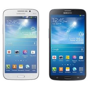 Samsung Galaxy Mega 6.3 y Mega 5.8
