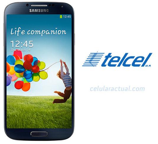 Samsung Galaxy S 4 GT-I337M en México con Telcel