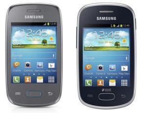 Samsung Galaxy Star y Galaxy Pocket Neo son anunciados oficialmente