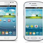 Samsung anuncia el Galaxy Win y Galaxy Trend II