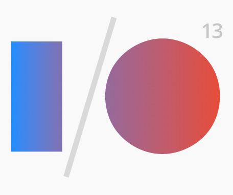 Google I/O 13 en Mayo 15 al 17 Logo