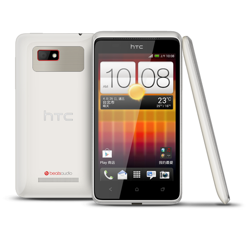 HTC Desire L otro Android Jelly Bean gama media ya es oficial