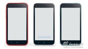 HTC First el Facebook Phone ahora en colores se filtra