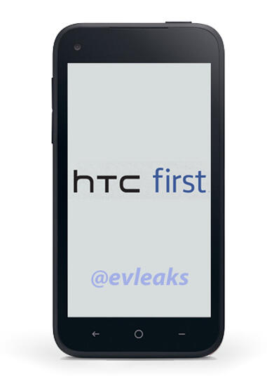 HTC First el Facebook Phone