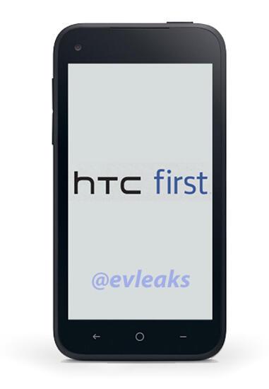 HTC First el Facebook Phone