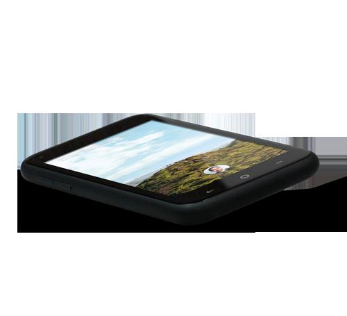 HTC First con Facebook Home pantalla HD