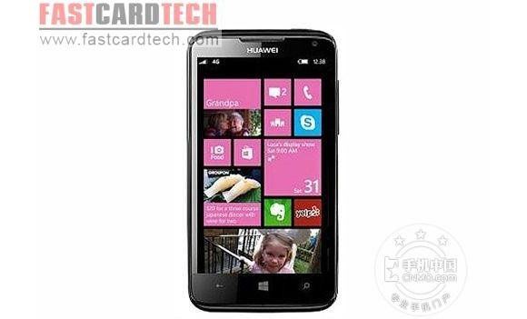 Huawei Ascend W2 con Windows Phone 8
