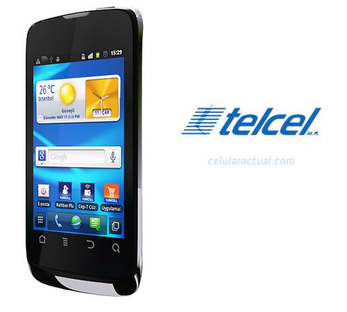 Huawei T20 NFC con Telcel México