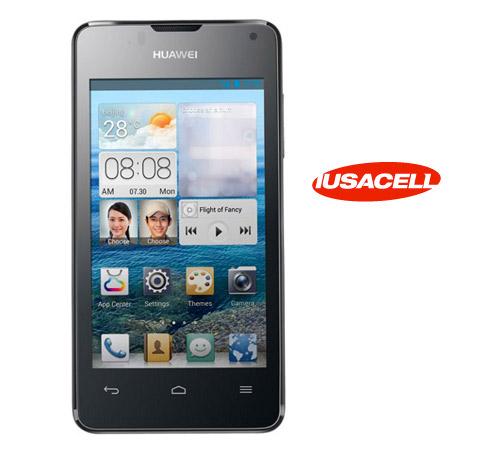 El Huawei Y300 en Iusacell México