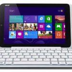 Acer Iconia W3 de 8 pulgadas con Windows 8 primer imagen