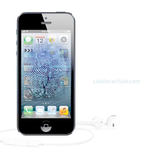 iPhone 5 S llegaría con reconocimiento de Huella Digital