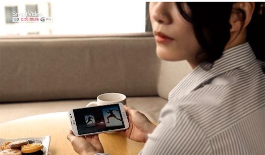 LG Optimus G Pro Value Pack Smart View