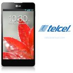 LG Optimus G llega a México con Telcel