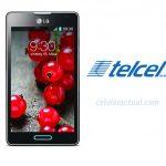 LG Optimus L7X ya en México con Telcel