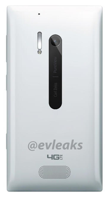 Nokia Lumia color blanco White filtrado