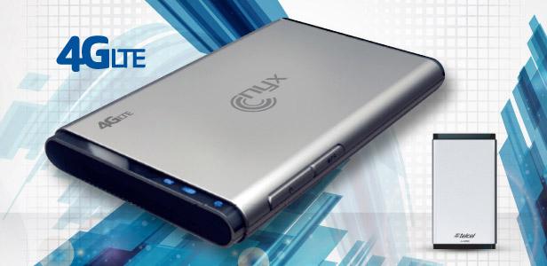 Nyx MiFi LTE 4G WiFi en México con Telcel