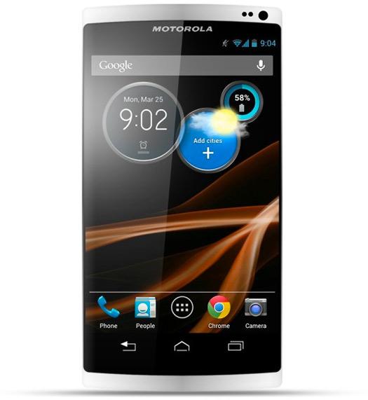 Motorola Google X Phone