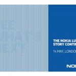 Nokia presentará nuevos Lumia el 14 de Mayo