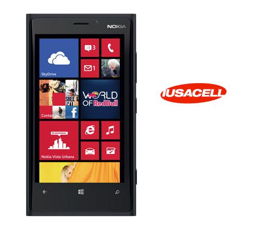 Nokia 920 en Iusacell México