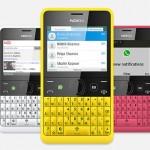 Nokia Asha 210 con Qwerty y tecla WhatsApp ya es oficial