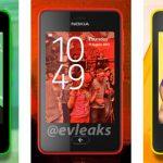 Nokia Asha con renovado diseño al estilo Lumia se filtra