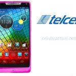 Motorola RAZR i color Rosa ya en Telcel
