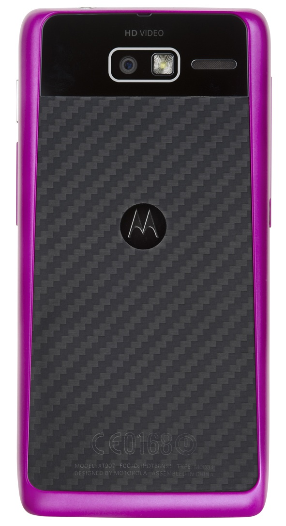 Motorola RAZR i color Rosa en Telcel