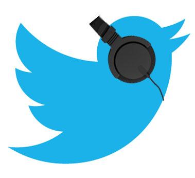 Twitter lanzará un servicio de música