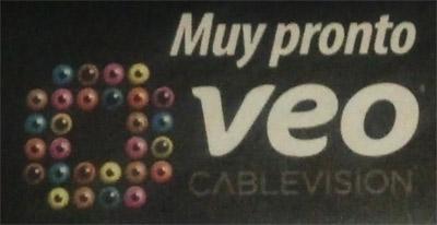 Veo de Cablevisión Logo