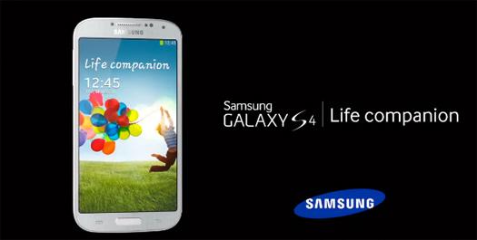 Video Galaxy S 4 de Samsung