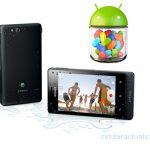 Sony Xperia P, Go y E dual reciben Android Jelly Bean esta semana Xperia S a finales de mayo