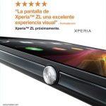 Sony Xperia ZL ahora en preventa directamente con Telcel