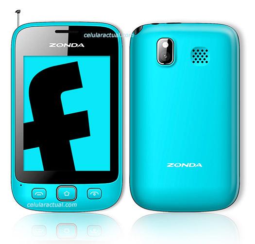 Zonda ZM26 Touch con WiFi ya en México en modo Libre
