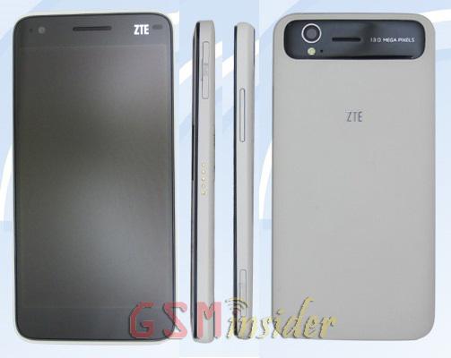 ZTE N988 un phablet de 5.7 pulgadas