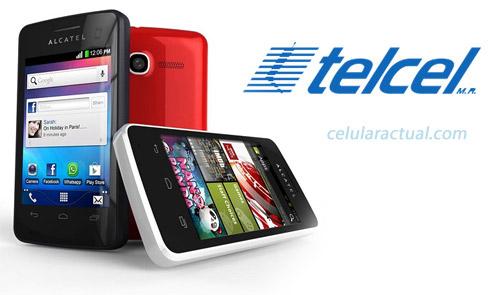 El Alcatel One Touch T'Pop en México con Telcel