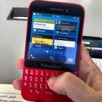 BlackBerry R10 se filtran imágenes y especificaciones