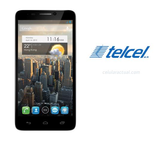Alcatel One Touch Idol en México con Telcel