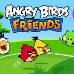Angry Birds Friends ya disponible para iOS y Android Gratis!