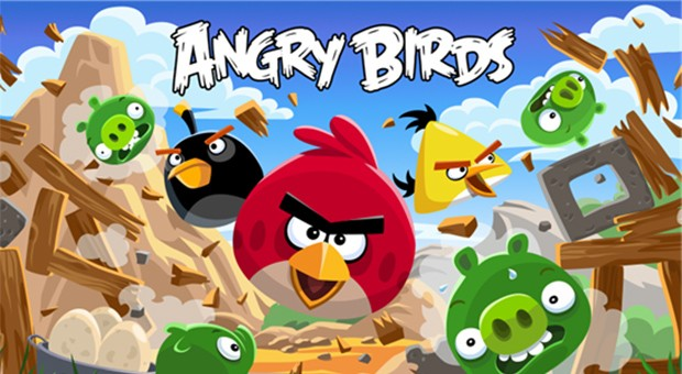 Angry Birds para Windows Phone 100 nuevos niveles