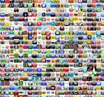 Aplicaciones de la App Store
