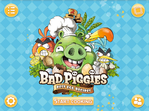 App de Bad Piggies Best Egg Recipes