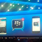 BlackBerry Messenger llegará a Android y iOS
